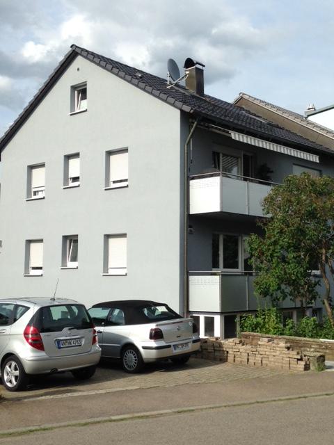 WDVS  Fassedendämmung in Stuttgart